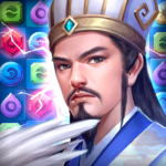 Three Kingdoms & Puzzles: Match 3 RPG APK (MOD, Unlimited Money) 1.9.0