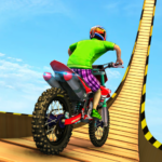 Trial Bike Racing Stunts : New Stunt Bike Games APK (MOD, Unlimited Money) 3.9