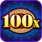Triple 100x Diamonds – Slot Machine Free APK (MOD, Unlimited Money) 0.4