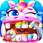 Unicorn Dentist – Rainbow Pony Beauty Salon APK (MOD, Unlimited Money) 1.4