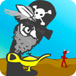 Unlucky Pirate:Trolling Henry's Adventure APK (MOD, Unlimited Money) 1.1.9