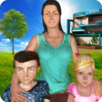 Virtual Mother Amazing Family Mom Simulator Games APK (MOD, Unlimited Money) 1.0.2