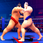 wrestling games sumo fighting 3d free game APK (MOD, Unlimited Money) 1.3
