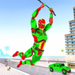 Army Robot Rope hero – Army robot games APK (MOD, Unlimited Money) 2.2