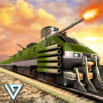 Army Train Shooter: New Train Shooting Games 2020 APK (MOD, Unlimited Money) 2.2