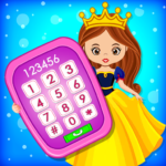 Baby Princess Phone – Princess Baby Phone Games APK (MOD, Unlimited Money) 1.0.2