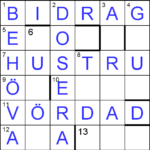Barred Crossword APK (MOD, Unlimited Money) 3.0.4