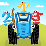 Blue Tractor: Preschool Educational Games! APK (MOD, Unlimited Money) 1.1.1