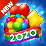 Candy Craze 2020: Match 3 Games Free New No Wifi APK (MOD, Unlimited Money) 2.3.3