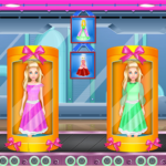 Dream Doll Factory: Princess Toy Maker Game APK (MOD, Unlimited Money) 1.0.4