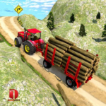 Drive Tractor trolley Offroad Cargo- Free 3D Games APK (MOD, Unlimited Money) 2.0.25