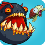 Eatme.io: Hungry fish fun game APK (MOD, Unlimited Money)