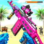 FPS Counter Attack 2019 – Terrorist Shooting games APK (MOD, Unlimited Money) 1.9