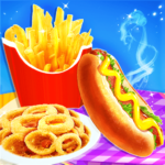 Fast Food Stand – Fried Food Cooking Game APK (MOD, Unlimited Money) 1.1.2