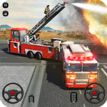 Fire Truck Driving School: 911 Emergency Response APK (MOD, Unlimited Money) 1.7