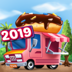 Food Truck : Restaurant Kitchen Chef Cooking Game APK (MOD, Unlimited Money) 1.4