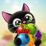 Fruity Cat –  bubble shooter! APK (MOD, Unlimited Money) 1.62.1