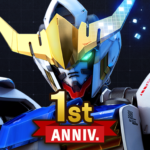 GUNDAM BATTLE: GUNPLA WARFARE APK (MOD, Unlimited Money) 2.02.02