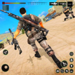 Grand Army Shooting:New Shooting Games APK (MOD, Unlimited Money) 1.0.8