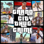 Grand City Thug Crime Gangster APK (MOD, Unlimited Money) 2.15