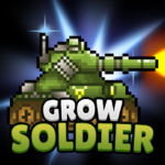 Grow Soldier – Idle Merge game APK (MOD, Unlimited Money) 3.9.2