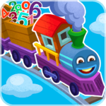 Happiness Train – Free Educational Games for Kids APK (MOD, Unlimited Money) 1.8