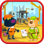 Hippo builder. Building machines APK (MOD, Unlimited Money) 1.2.2