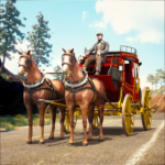 Horse Taxi City Transport: Horse Riding Games APK (MOD, Unlimited Money) 1.1.5