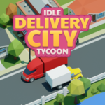 Idle Delivery City Tycoon: Cargo Transit Empire APK (MOD, Unlimited Money) 3.4.4