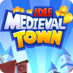 Idle Medieval Town – Tycoon, Clicker, Medieval APK (MOD, Unlimited Money) 1.1.8