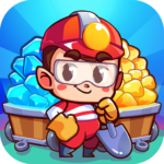 Idle Miner Simulator – Idle Gold Tycoon APK (MOD, Unlimited Money) 1.2.2