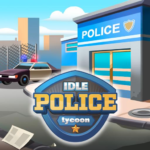 Idle Police Tycoon – Cops Game APK (MOD, Unlimited Money) 1.0.2