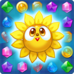 Jewel Garden : Match3 Puzzle APK (MOD, Unlimited Money) 150