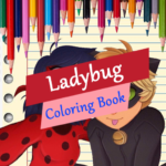 Ladybug Coloring Book & Painting APK (MOD, Unlimited Money) 1.0.2