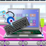 Laptop Factory: Computer Builder & Maker Games APK (MOD, Unlimited Money) 1.7