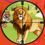 Lion Hunting – Sniper Shooting Game APK (MOD, Unlimited Money) 1.3