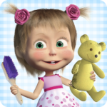 Masha and the Bear: House Cleaning Games for Girls APK (MOD, Unlimited Money) 1.9.25