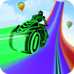 Mega Ramp Light Bike Stunts: New Bike Racing Games APK (MOD, Unlimited Money) 2.1.1