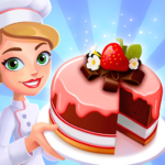 Merge Bakery –  Idle Dessert Tycoon Clicker Game APK (MOD, Unlimited Money) 1.3_219