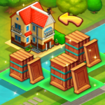 Merge train town! (Merge Trees) APK (MOD, Unlimited Money) 1.1.25