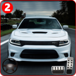 Mustang Dodge Charger: Crazy Car Driving & Stunts APK (MOD, Unlimited Money) 1.4