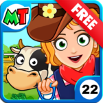 My Town : Farm Life Animals Game APK (MOD, Unlimited Money) 1.03