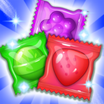 New Sweet Candy Pop: Puzzle World APK (MOD, Unlimited Money) 1.3.23