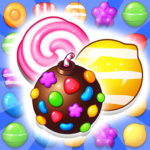 New Sweet Candy Pop: Puzzle World APK (MOD, Unlimited Money) 1.3.9