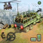 Offroad Army Transporter Truck Driver: Army Games APK (MOD, Unlimited Money) 1.7