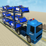 Police Car Transporter Simulator: Truck Driving 3d APK (MOD, Unlimited Money) 3.4