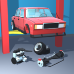 Retro Garage – Car Mechanic Simulator APK (MOD, Unlimited Money) 2.3.1