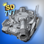 SD Tank War APK (MOD, Unlimited Money) 1.122.0