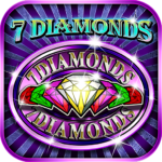 Seven Diamonds Deluxe : Vegas Slot Machines Games APK (MOD, Unlimited Money) 3.2.0