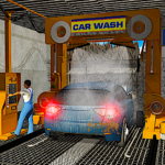 Smart Car Wash Service: Gas Station Car Paint Shop APK (MOD, Unlimited Money) 1.12